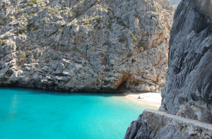 Plaża Sa Calobra - Brama do Raju