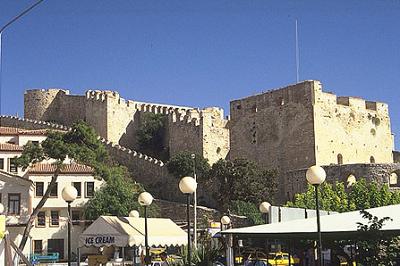 Zamek w Cesme