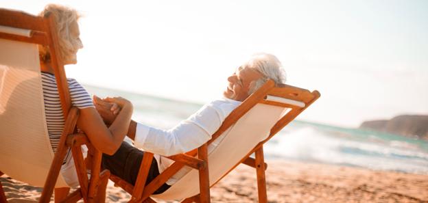 Seniorzy na wakacjach