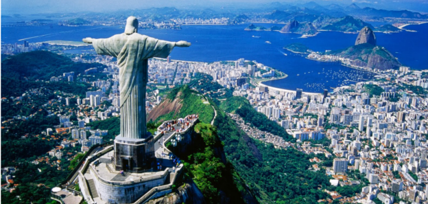 Wakacje w Brazylii