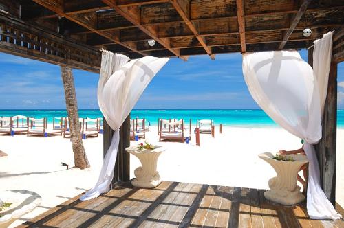 Dominikana plaże