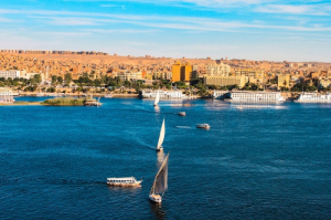 Najtańszy kierunek Egipt