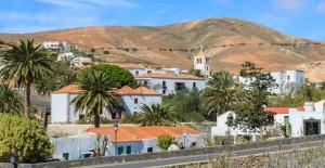 Fuerteventura miasteczko