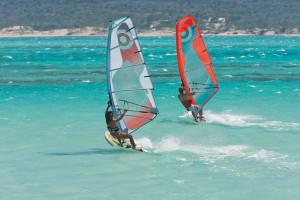 Fuerteventura windsurfingu