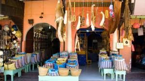 bazar Maroko
