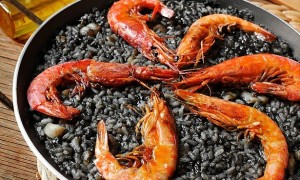 arroz negre