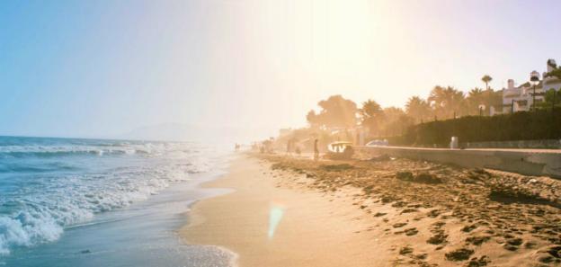 złote plaze