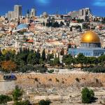 Izrael – kraj czterech mórz