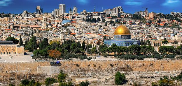 izrael kraj czterech mórz