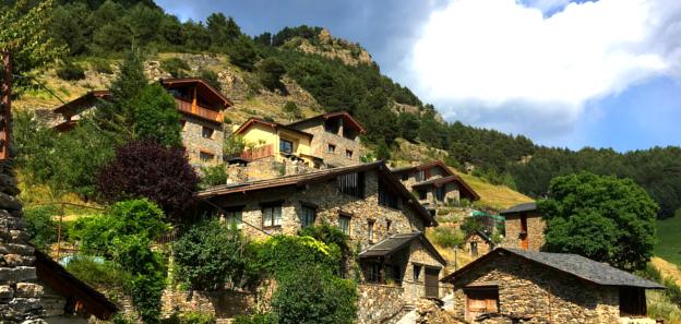 andora malutkie księstwo w pirenejach