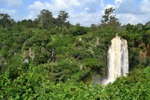 Kenia piękno natury