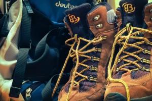 buty na wyjazd w góry