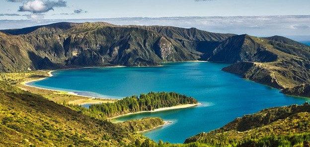 wyspy wulkaniczne
