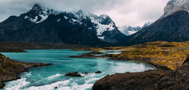 Patagonia w Ameryce