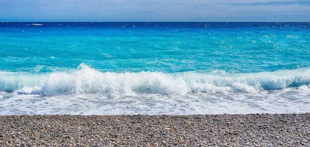 lazurowe wybrzeże